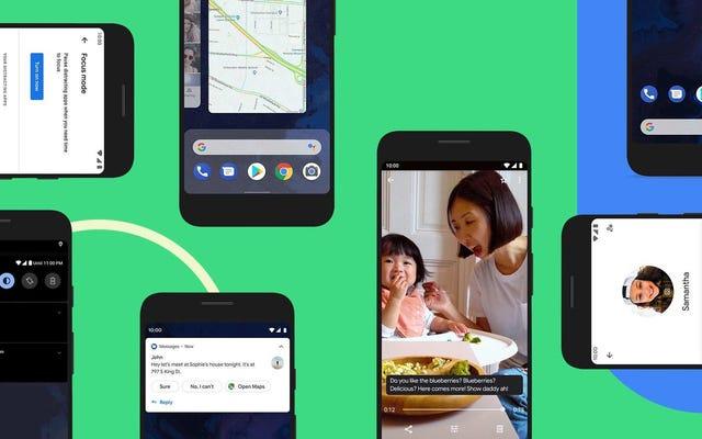 Đây sẽ là điện thoại mới chạy Android, cho dù các nhà sản xuất có muốn hay không
