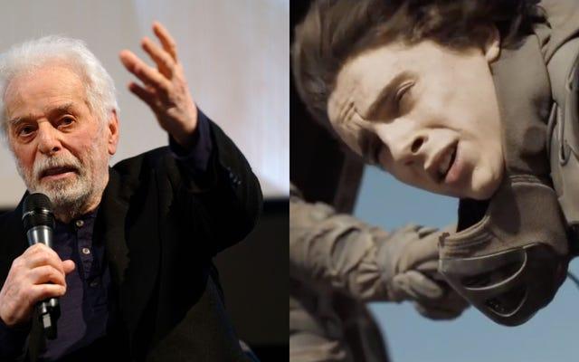 """Alejandro Jodorowsky ist auf Dune Trailer gemischt: """"Industriekino ist nicht kompatibel mit Autorenkino"""""""