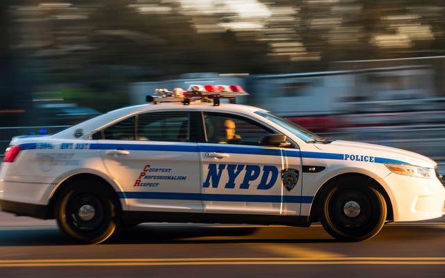 NYPD งัดกล้องร่างกายนับพันหลังถูกกล่าวหาว่าถูกไฟไหม้
