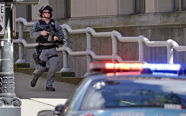 Le département de police de Seattle lance un programme de lutte contre le `` swatting ''