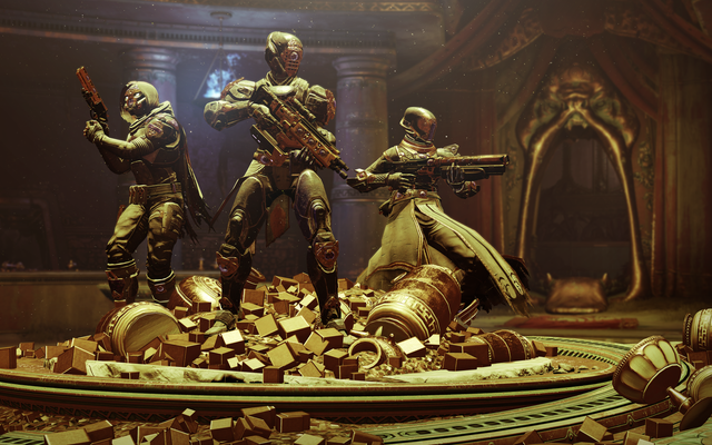 Destiny 2の最新のエクスプロイトでは、何もせずに材料を耕作できます