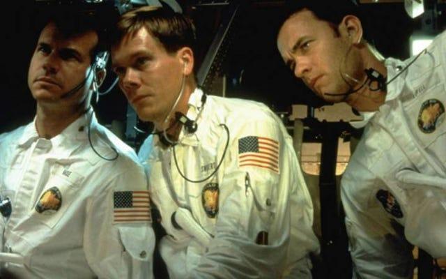 Pada ulang tahun ke-20 Apollo 13, lihat bagaimana mereka membuat film itu begitu realistis