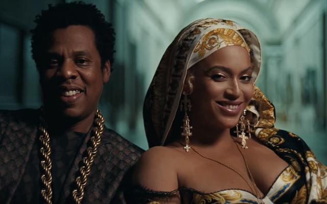 Le Louvre fait une tournée inspirée de Beyoncé et Jay-Z, grâce à 'APESHIT'