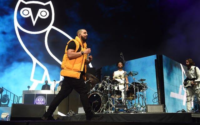 Drake Dark Lane Demo Bantlarını Düşürdü ve İnternet Sevinçle Ağlıyor