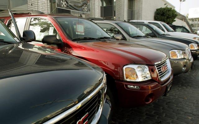 Unter Ihrem Auto ist ein Schatz versteckt, der eine neue Welle des Diebstahls auslöst