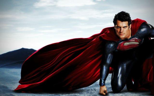 ワーナーブラザースは、新しいスーパーマン映画を監督するためにマシューヴォーンを見ています