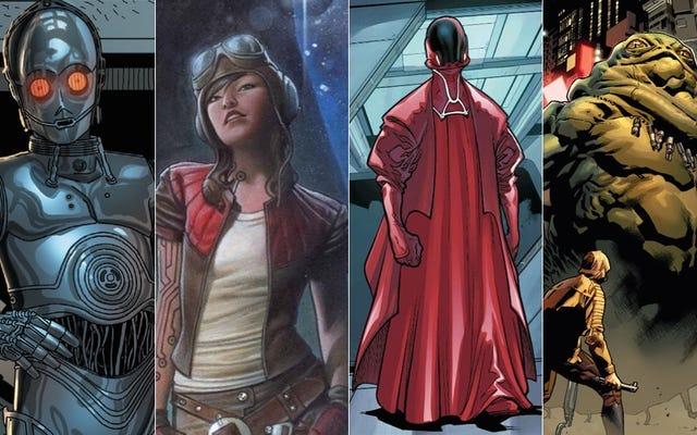 22 nouveaux personnages fantastiques de Star Wars (qui n'étaient pas dans The Force Awakens)