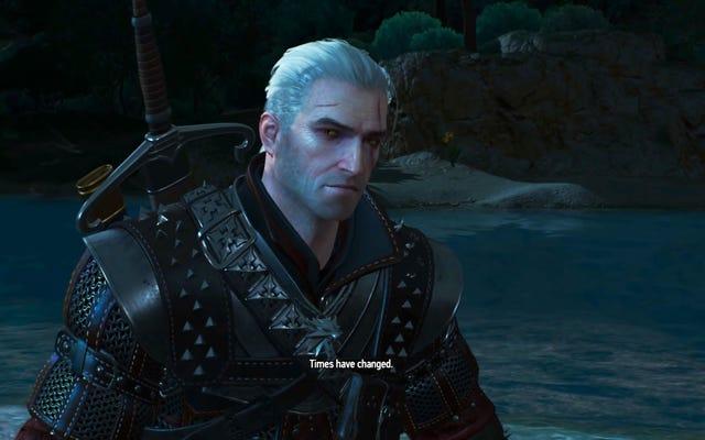 Witcher 3 Fan construit une nouvelle quête avec une voix parfaite de Geralt