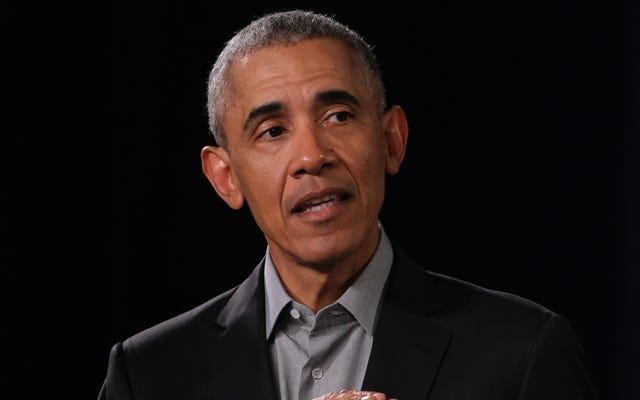 オバマ氏は、ドローン攻撃で殺害されたHuluの幹部がNetflixの利益に対する直接の脅威を表していると主張している