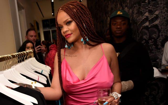 'No More Music': Rihanna lässt New Fenty fallen, fotografiert ihre eigene Kampagne und findet immer noch Zeit, uns zu trollen