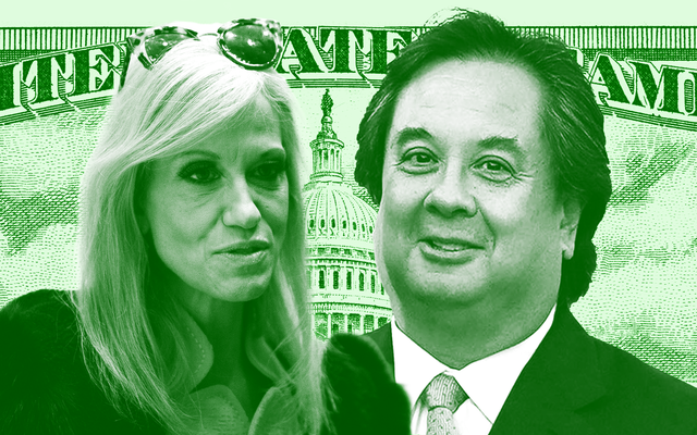 A Tale of Two Grifters: The Winding, Parallel Careers of George and Kellyanne Conway