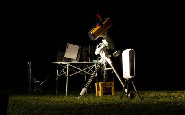 J'ai fait des images étonnantes de galaxies et de nébuleuses en quelques minutes à l'aide de ce télescope automatique à l'épreuve des idiots