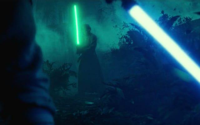 Lea cómo Leia superó el entrenamiento Jedi de Luke desde El Imperio contraataca