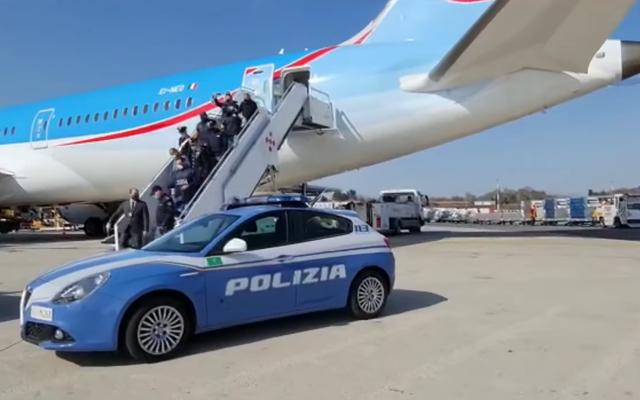 警察がYouTubeで彼のイタリア料理チャンネルを見つけた後、カリブ海で逮捕された評判のマフィア逃亡者