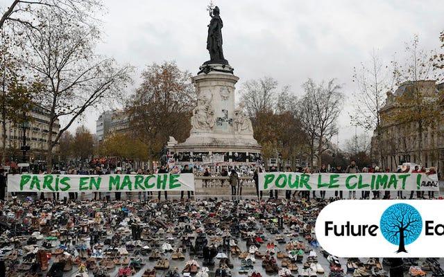 Paris İklim Görüşmelerine Seyahat Edenler Tarafından Ne Kadar Karbon Salınacak?