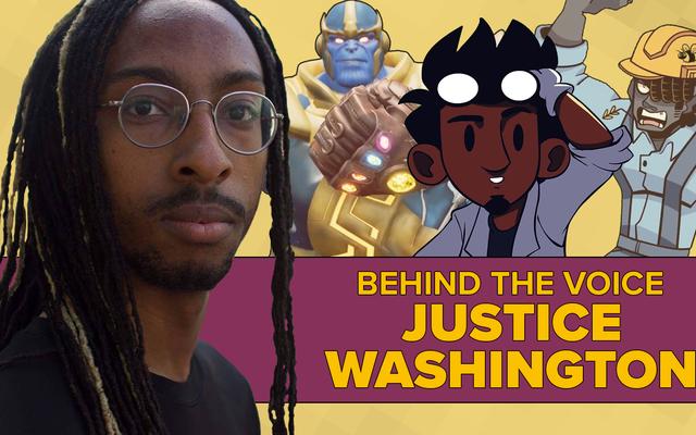 La justicia Washington puede hacer tantas voces de Overwatch