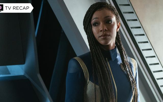 Star Trek: El descubrimiento está aplastando a Michael entre el futuro que quiere y el pasado que dejó ir