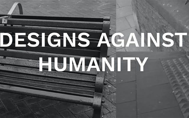 Новая кампания хочет бороться с враждебным городским дизайном с помощью Instagram