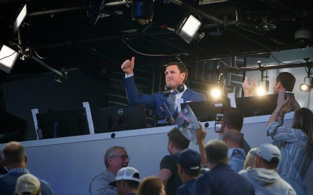 Jason Witten serait plutôt attaqué que de dire des choses stupides sur ESPN