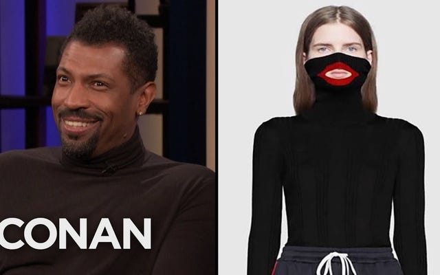 """""""Potrzebują jednej czarnej osoby"""": Deon Cole odnosi się do ofensywnej epidemii mody na Conanie"""