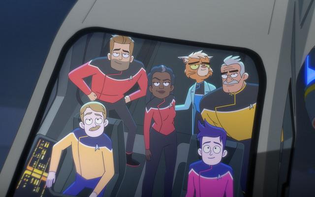 Dek Bawah Memberi Penghormatan kepada Warisan Sinematik Star Trek untuk Efek yang Luar Biasa