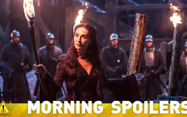 De nouveaux indices sur le grand conflit de la saison 5 de Game Of Thrones