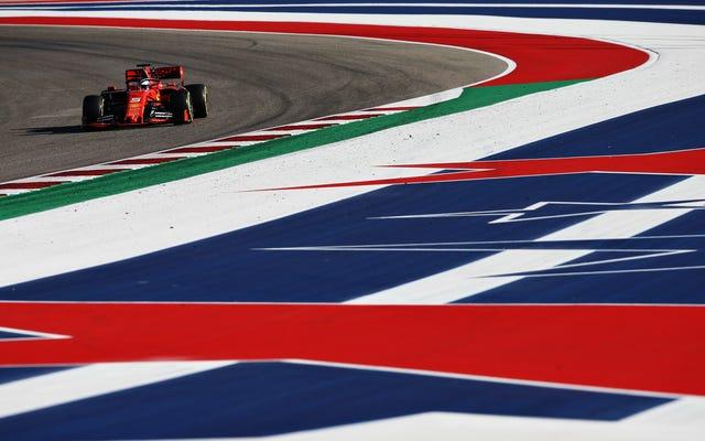 La F1 afirma una vez más que hará un mayor impulso en Estados Unidos