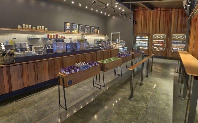 Maintenant, il y a un Starbucks à Yosemite parce que rien n'est sacré