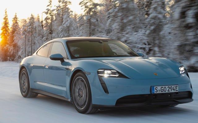 Porsche Bersaing Dengan Tesla Sampai Mereka Mengatakan Tidak
