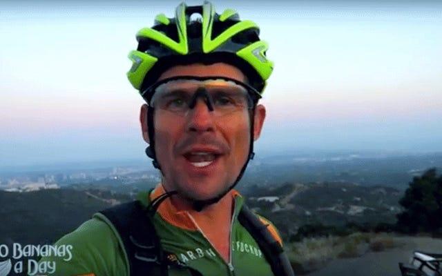 Cập nhật phim truyền hình thuần chay trên YouTube: Bạn trai của Freelee đạp xe lên núi, Derides 'Shit-Cunts'