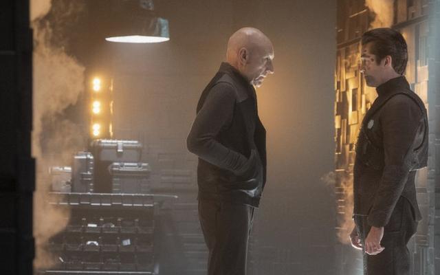 Jonathan Del Arco dari Picard Berbagi Kisah Memilukan yang Menginspirasi Pendekatannya kepada Hugh di Star Trek