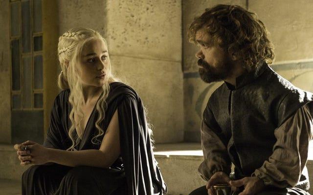 Récapitulatif de Game Of Thrones: Saison 6, épisode 10 «Les vents de l'hiver»