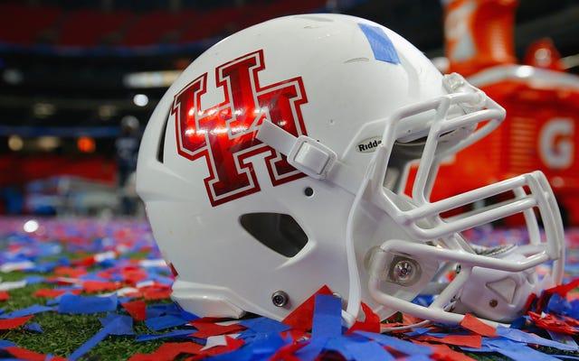 ヒューストンのフットボール選手がダナ・ホルゴーセンを呼び、コーチがシーズンをタンキングしていると言います