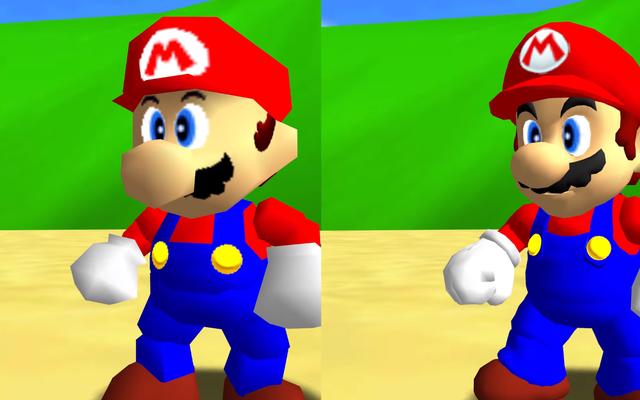 พอร์ตพีซีที่ไม่เป็นทางการของ Mario 64 จะดูรุ่งโรจน์เมื่อ Modders ได้รับมัน