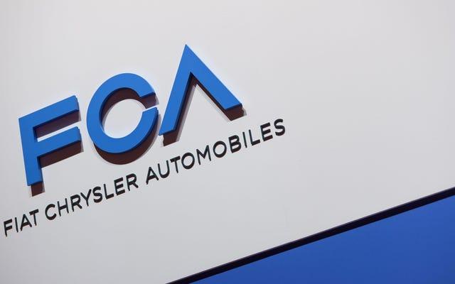 Pemotongan Gaji Fiat Chrysler Coronavirus: 50 Persen Untuk CEO, 100 Persen Untuk Dewan, 20 Persen Penangguhan Untuk Sebagian Besar Karyawan Gaji