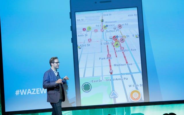 Come impostare i controlli a mani libere e altre nuove funzionalità su Waze