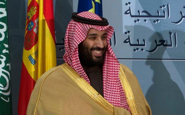 Informe: Príncipe saudí amante de la tecnología sospechoso de la muerte de Jamal Khashoggi tiene ejército de trolls de Twitter