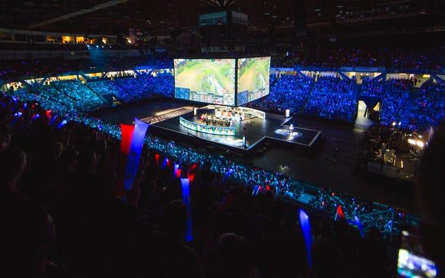 Riot Games wprowadza franczyzę ligi północnoamerykańskiej za 10 milionów dolarów za miejsce
