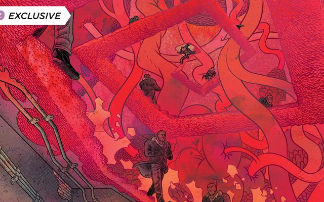 Tuhan Mati dan Tidak Ada Yang Normal dalam Pandangan Noir Di Dalam Detektif Kosmik