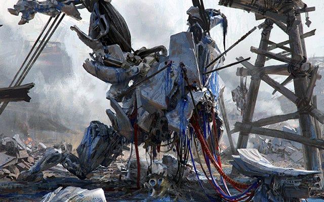 Các nghệ sĩ của Game Of Thrones đã làm việc trên Horizon Zero Dawn