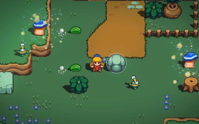Beğenilen Bir İndie Stüdyodan Sürpriz Bir Zelda Oyunu Geliyor