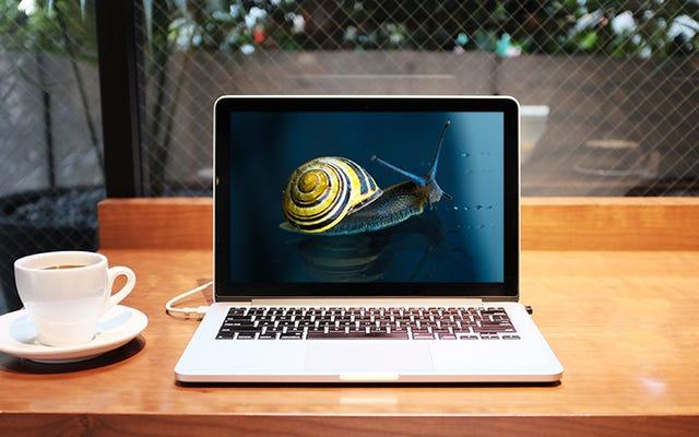 Làm thế nào để tìm ra điều gì đang làm chậm máy tính của bạn