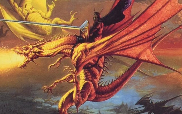 Dungeons & Dragons & Novels: Revisiting The Legend of Huma