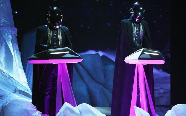 Impreza się skończyła: Daft Punk się rozpadł