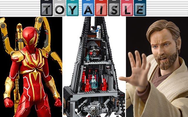 Star Wars, Spider-Man, dan Game of Thrones Bertabrakan dalam Mainan Terbaik Minggu Ini