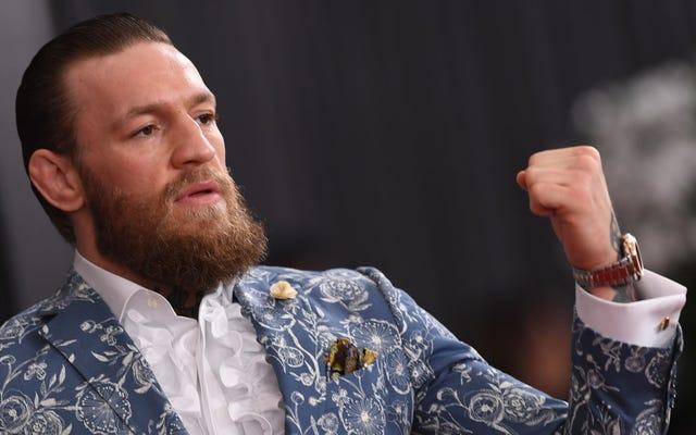 Conor McGregor es demandado por una mujer que lo acusó de agresión sexual es la última serie de malos momentos