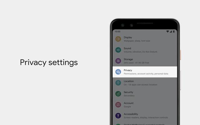 Очень длинный список функций конфиденциальности, о которых Google рассказывал сегодня на Google I / O