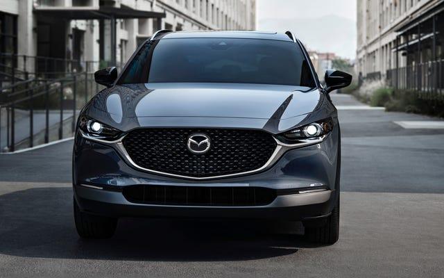 Mazda CX-30 ปี 2021 จะติดเทอร์โบด้วย