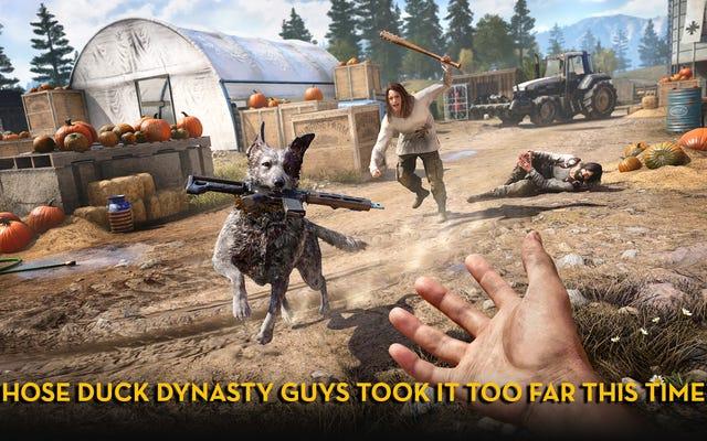 Far Cry 5, comme le disent les critiques de Steam