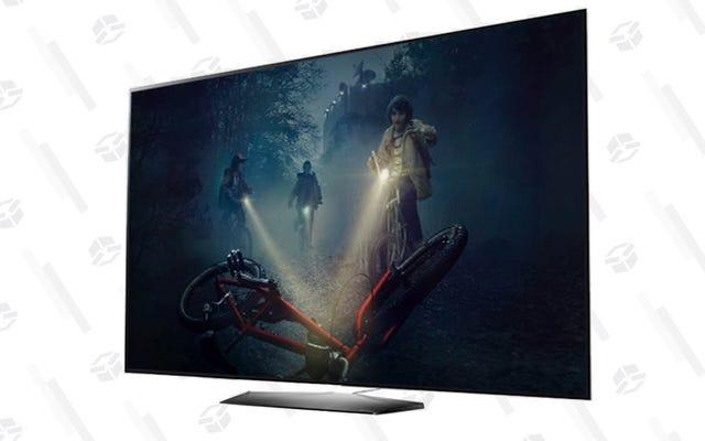 Dell đang chạy một cách dễ dàng các ưu đãi tốt nhất mà chúng tôi đã thấy trên TV OLED 4K của LG